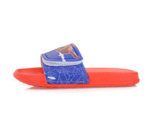 Αγορίστικα ανατομικά παντοφλάκια θαλάσσης SPIDERMAN DISNEY R 1310154 S RED