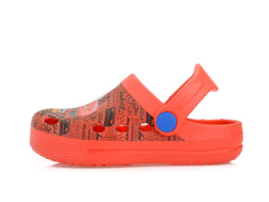 Αγορίστικα παντοφλάκια θαλάσσης Mc Queen DISNEY D 5010085 S RED