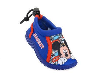 Αγορίστικα παπουτσάκια θαλάσσης MICKEY DISNEY D 2010041 T BLUE