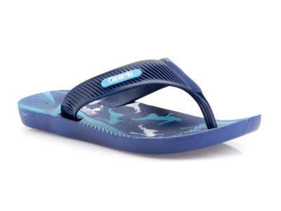 Αγορίστικες σαγιονάρες θαλάσσης CUBANITAS 11/270 BLUE