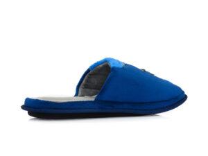Ανδρικές χειμερινές ανατομικές παντόφλες DONALD PAREX 10122178 BLUE