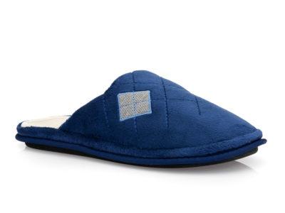 Ανδρικές χειμερινές ανατομικές παντόφλες PAREX 10118104 BLUE