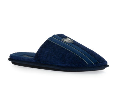 Ανδρικές χειμερινές ανατομικές παντόφλες PAREX 10124054 BLUE