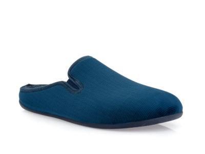 Ανδρικές χειμερινές παντόφλες COMFY 209557 BLUE