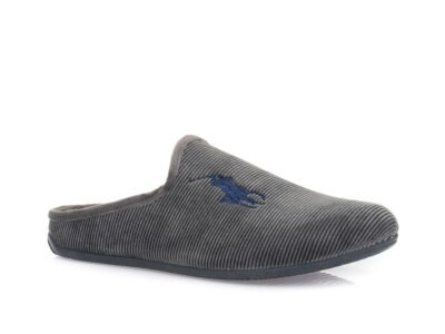 Ανδρικές χειμερινές παντόφλες COMFY 3410 GREY