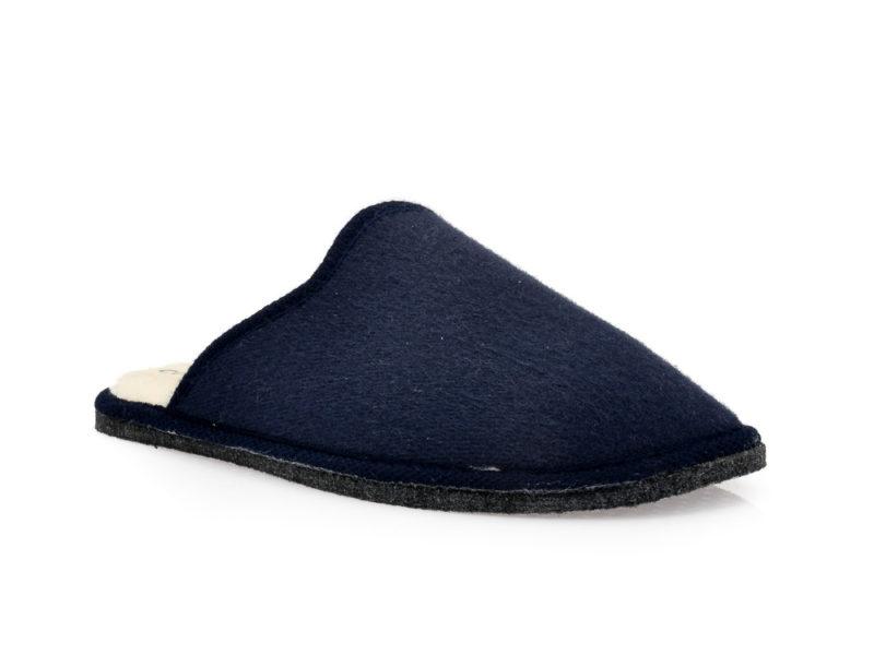 Ανδρικές χειμερινές παντόφλες COMFY 4101-1 MARINO