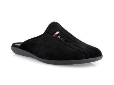 Ανδρικές χειμερινές παντόφλες FAME NL 1270 BLACK