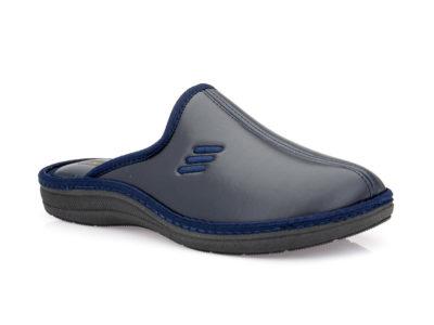 Ανδρικές χειμερινές παντόφλες SPESITA 309 BLUE