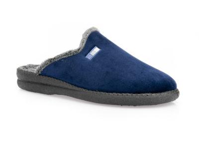 Ανδρικές χειμερινές παντόφλες ΥΦΑΝΤΙΔΗΣ C 70-4624 P BLUE