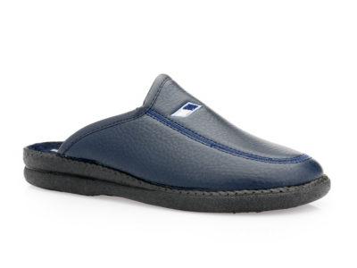 Ανδρικές χειμερινές παντόφλες ΥΦΑΝΤΙΔΗΣ H 52-9624 BLUE