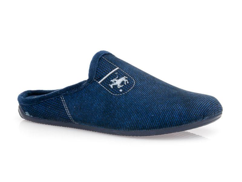 Ανδρικές χειμερινές παντόφλες ΥΦΑΝΤΙΔΗΣ YF 49 BLUE