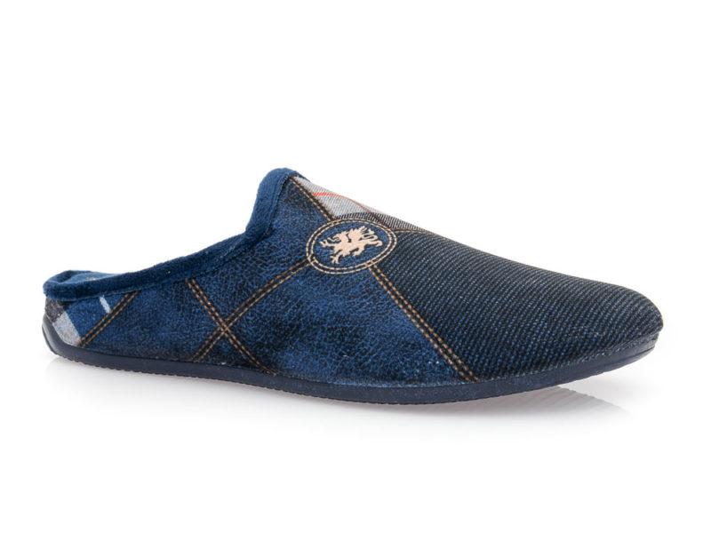 Ανδρικές χειμερινές παντόφλες ΥΦΑΝΤΙΔΗΣ YF 50 BLUE