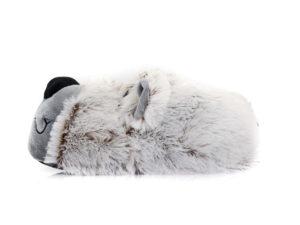 Ανδρικές χειμερινές παντόφλες ζωάκια PAREX 10120228 BROWN