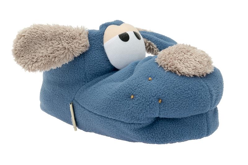 Ανδρικές χειμερινές παντόφλες ζωάκια DEFONSECA SERALE. BLUE
