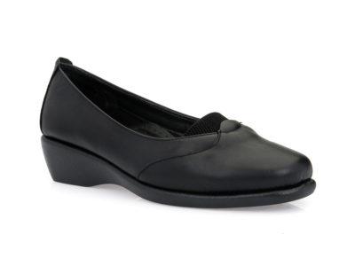 Γυναικεία ανατομικά παπούτσια PAREX 10420000 BLACK