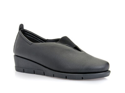 Γυναικεία ανατομικά παπούτσια PAREX 10422003 BLACK