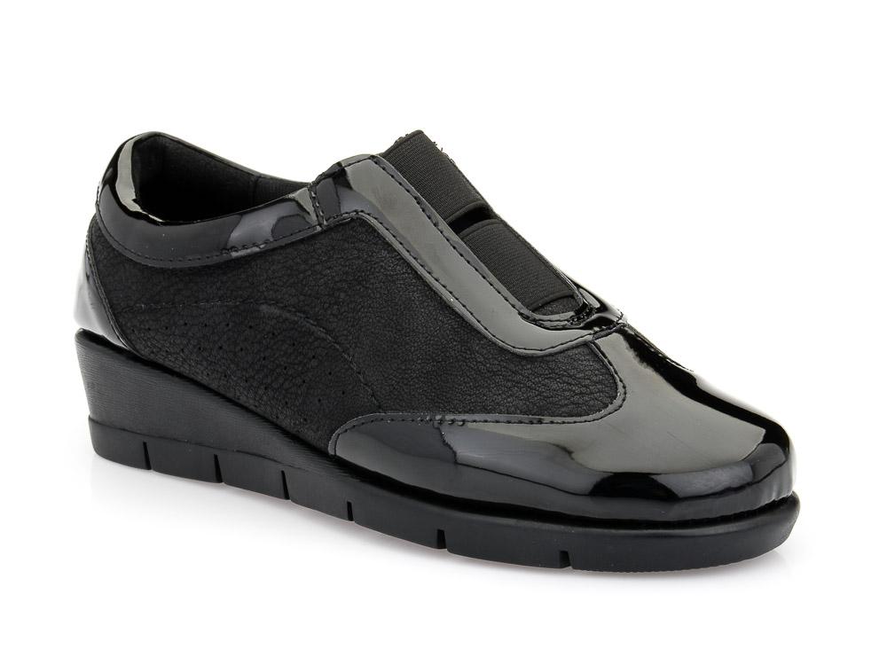65196c32f381 Γυναικεία ανατομικά παπούτσια PAREX 10718004 BLACK - Vip Παντόφλες