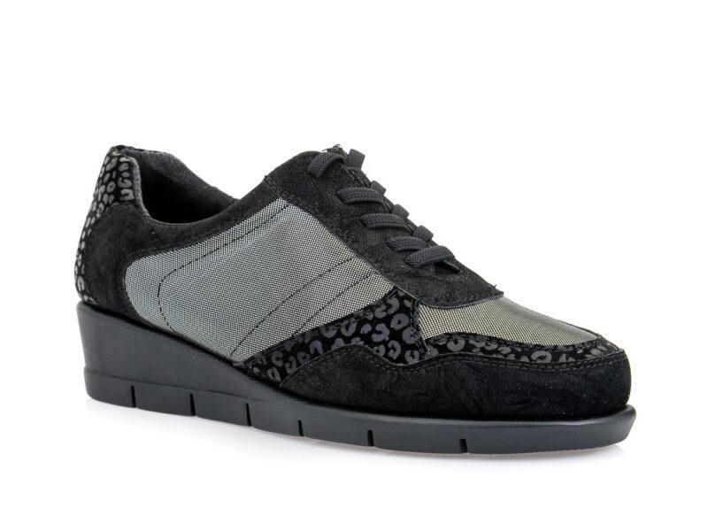 Γυναικεία ανατομικά παπούτσια PAREX 10722000 PEWTER