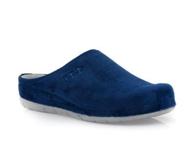 Γυναικεία χειμερινή ανατομική παντόφλα FILD ALTEA 03 DARK BLUE