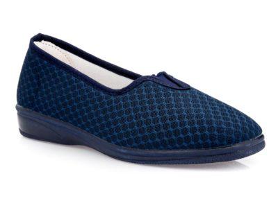 Γυναικεία υφασμάτινα καλοκαιρινά παπούτσια ALCALDE 880 BLUE