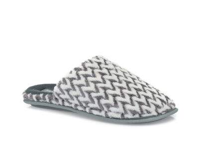 Γυναικείες χειμερινές ανατομικές παντόφλες PAREX 10122053 GREY