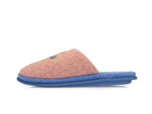 Γυναικείες χειμερινές ανατομικές παντόφλες PAREX 10122059 PINK