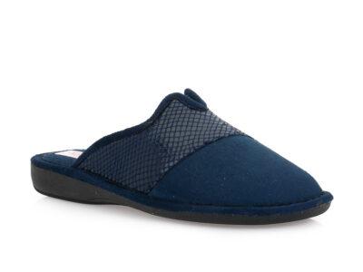 Γυναικείες χειμερινές παντόφλες 3 ROSE 01180 BLUE