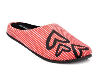 Γυναικείες χειμερινές παντόφλες DE FONSECA DE TORINO W 429 RED