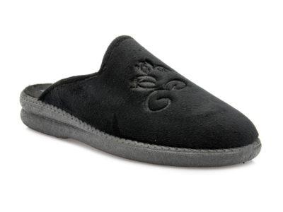 Γυναικείες χειμερινές παντόφλες FAME NL 1346 BLACK