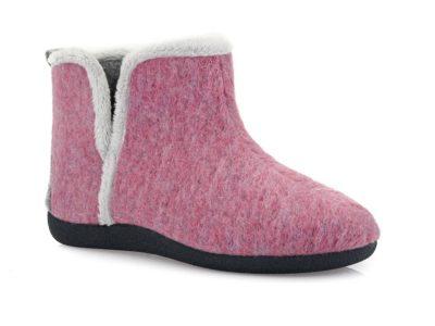 Γυναικείες χειμερινές παντόφλες μποτάκια MINIMAX 2561 MALVA