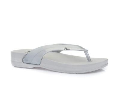 Γυναικείες δίχαλες παντόφλες θαλάσσης PAREX 11817063 GREY