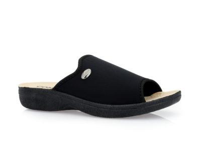 Γυναικείες καλοκαιρινές ανατομικές παντόφλες COMFY 1425 BLACK
