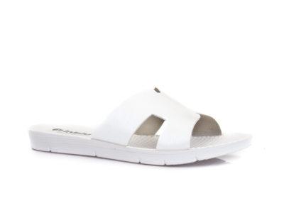 Γυναικείες καλοκαιρινές παντόφλες INBLU ME 23 WHITE