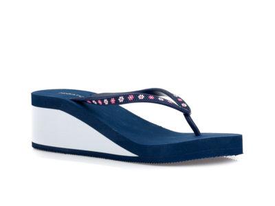 Γυναικείες παντόφλες θαλάσσης MIGATO CL 514 DARK BLUE
