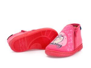 Κοριτσίστικα ανατομικά χειμερινά παντοφλάκια MINIMAX G AMAZON FUXIA