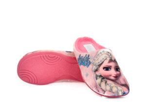 Κοριτσίστικα χειμερινά παντοφλάκια OLITAS 7921 ROSA
