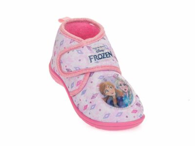 Κοριτσίστικα κλειστά χειμερινά παντοφλάκια FROZEN DISNEY D 4310215 T PINK