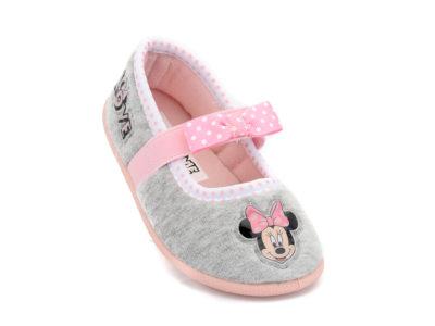 Κοριτσίστικα κλειστά χειμερινά παντοφλάκια Minnie DISNEY DM 003733