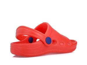 Κοριτσίστικα παντοφλάκια θαλάσσης MINIE DISNEY D 3010162 S RED