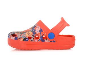 Κοριτσίστικα παντοφλάκια θαλάσσης MINNIE DISNEY D 3010164 S RED