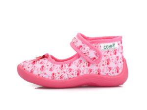 Κοριτσίστικο ανατομικό παντοφλάκι COMFY COLOMBO ROSE