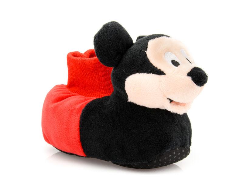 Παιδικά κλειστά παντοφλάκια Mickey DISNEY MK 000603 BLACK